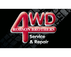 Robson Brothers 4WD Service and Repair